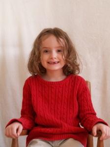 Hannah October 2012