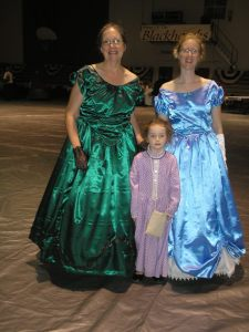 Civil War Ball 2012 1