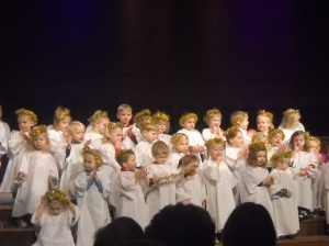All the little angels