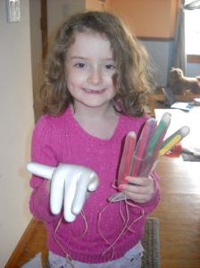 Hand-y Hannah