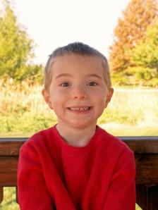 Caleb age 5 2012